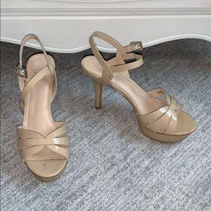 Vince Camuto heels - color petal